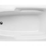 Studio 7236 Drop-In Bathtub
