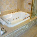 Atlandia Rectangle Bathtub