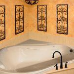 Eclipse Corner Bathtub
