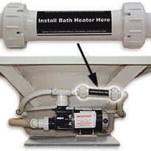 Inline Heater Manifold