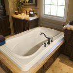 Jennifer Rectangle Bathtub