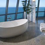 Picasso Freestanding Bathtub