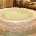 Redondo Oval Bathtub