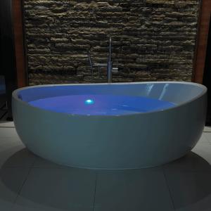 chroma LED blue