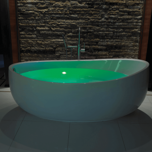 chroma LED green