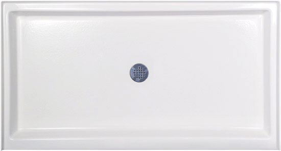 Rectangular Shower Pan Hydrosystems