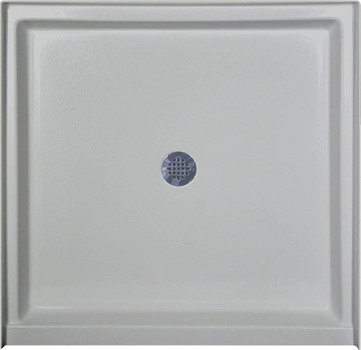 Exceptional Square Shower Pan U2013 Ice