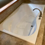 Evansport Rectangle Bathtub
