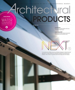 Architectural Products | October 2013 – 1