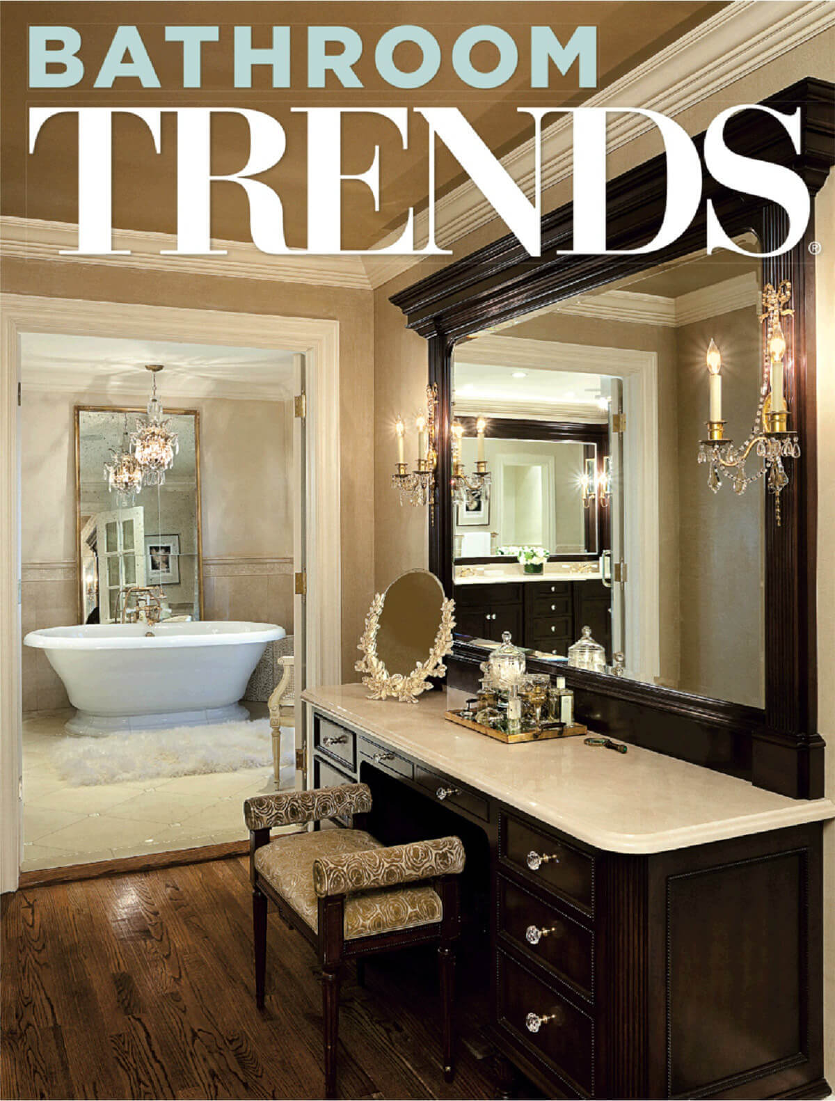 Bathroom trends magazine home design for New home bathroom trends