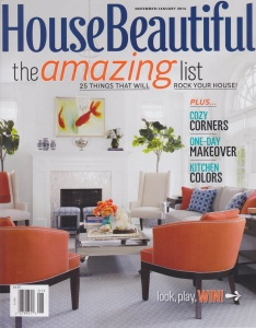 House Beautiful Magazine 1