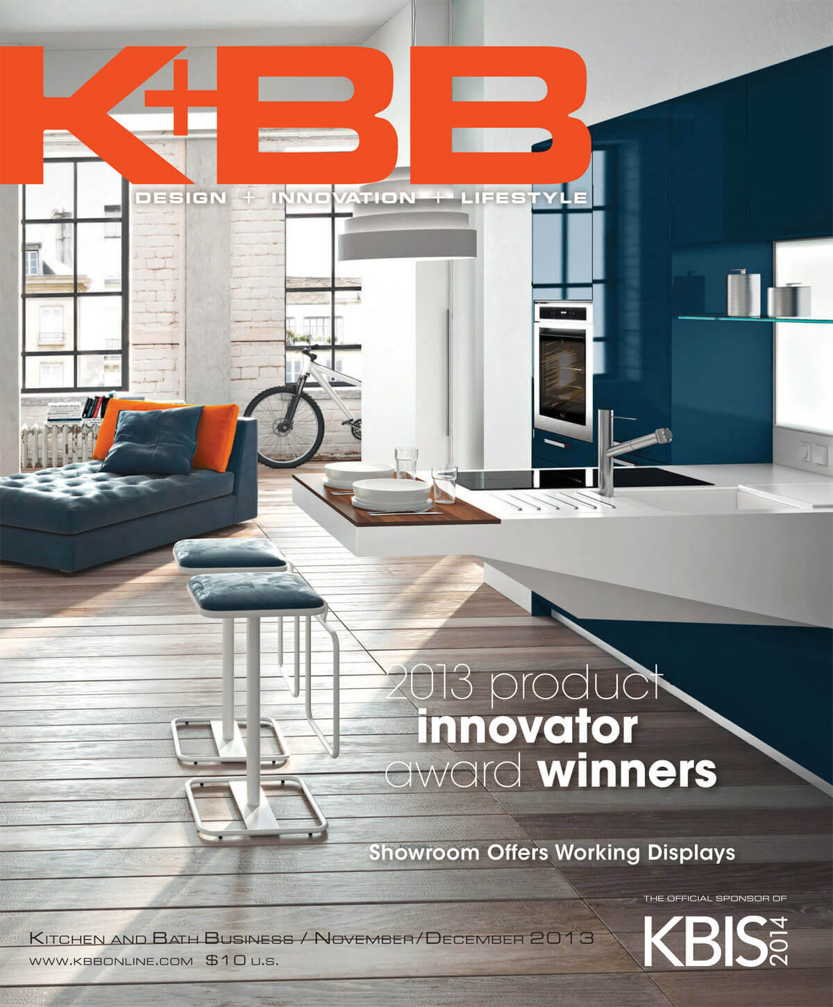 Kitchen And Bath Business | November 2013 U2013 1