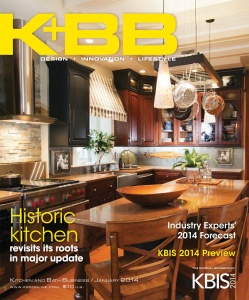 Kitchen And Bath Business | January 2014 – 1