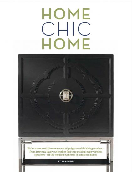 805 Magazine Chic Home