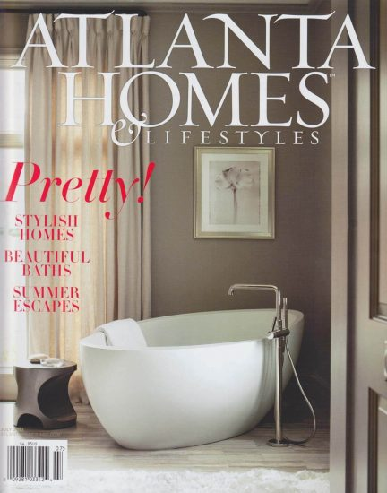 Atlanta Homes Lifestyle Magazine