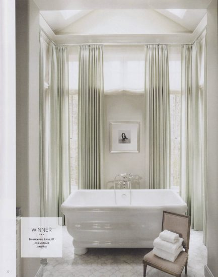 Atlanta Homes Lifestyle Tub Feature