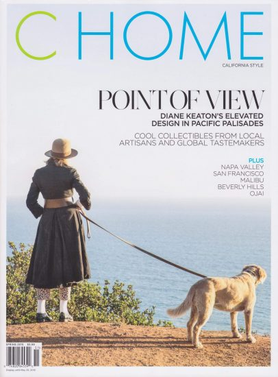 C Home Magazine Cover