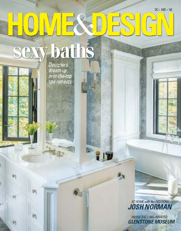 Home and Design - Sexy Baths magazine cover