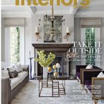 Interiors Magazine Cover