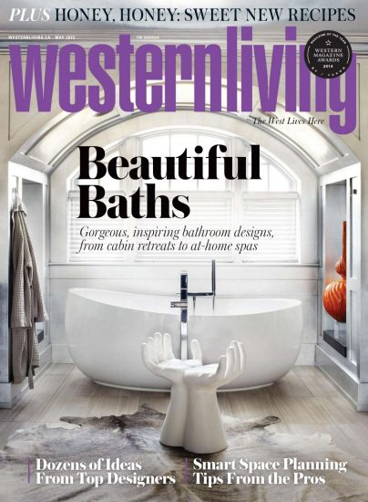 Western Living Magazine Cover