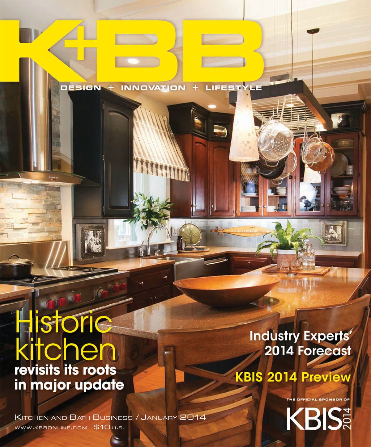 Sensational Kitchen And Bath Business January 2014 Hydrosystems Interior Design Ideas Inamawefileorg