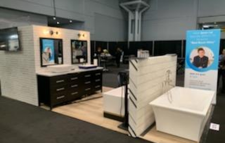 Hydro Systems Attends ICFF 2019