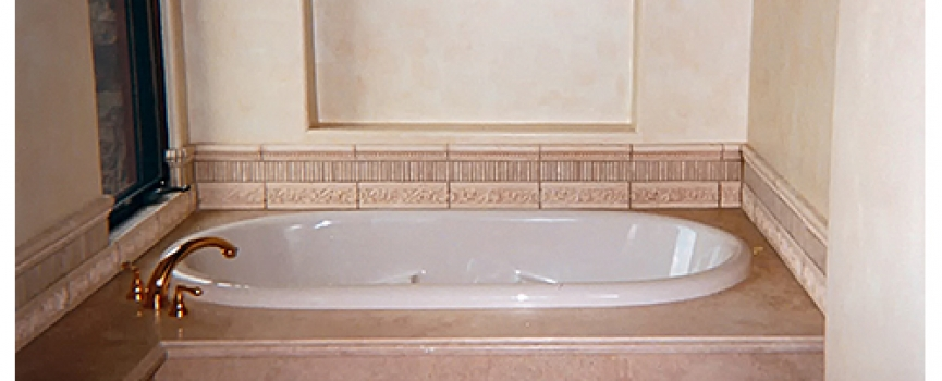 Aimee Oval Bathtub