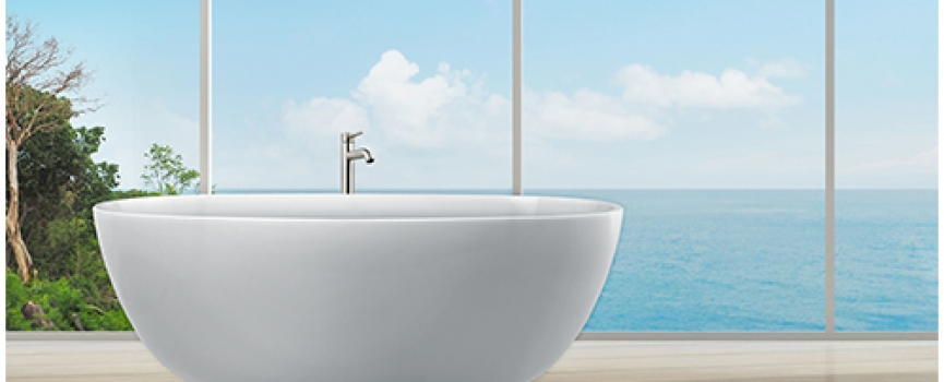 Alamo Freestanding Bathtub