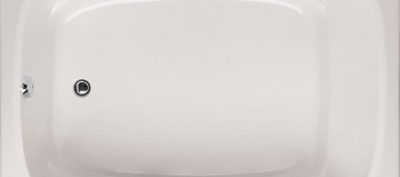 Alexis Designer Collection Rectangle Bath Tub