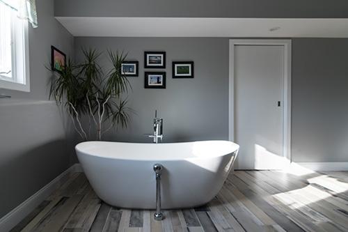 Jade Freestanding Bath Tub Hydrosystems