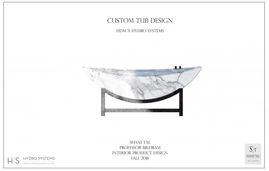 Hydro Systems Announces Winner Of 2nd Design A Tub Competition