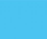 Sky Blue Color Sample